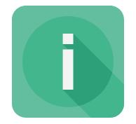 information icon i