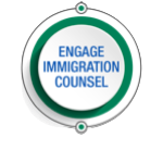 Engage Immigration Counsel Button