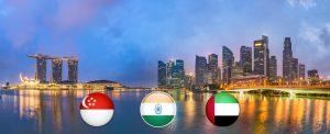 LCR roadshow Singapore - India - Dubai