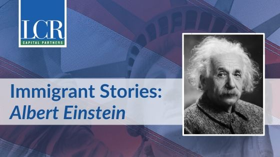 Albert Einstein Immigrant Story