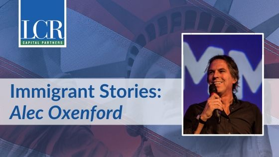Alec Oxenford Immigrant Story