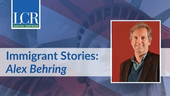 Alex Behring Immigrant Story