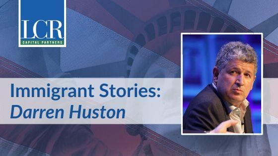 Darren Huston Immigrant Story