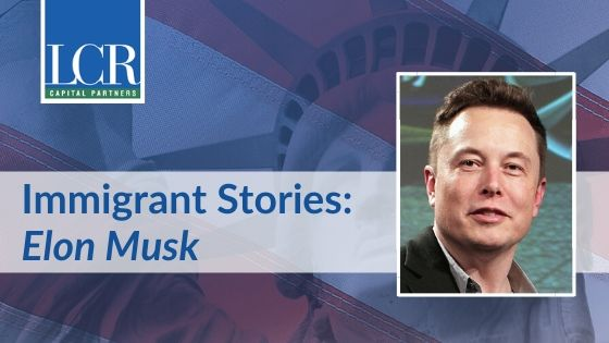 Elon Musk Immigrant Story