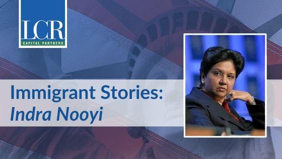 Indra Nooyi Immigrant Story