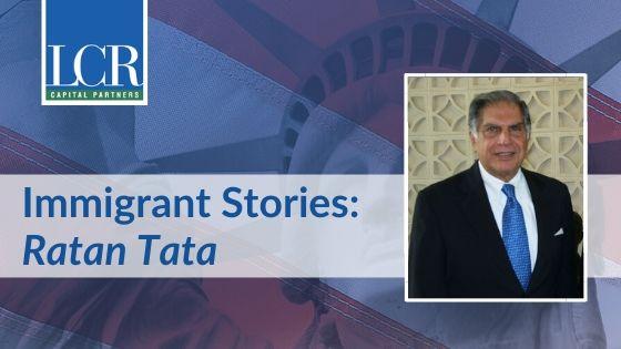 Ratan Tata Immigrant Story