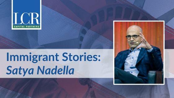 Satya Nadella Immigrant Story