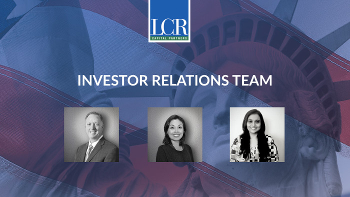 LCR Investor Relations Team